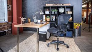 Ergonomic desk chair Ardent Office Chair Singapore for Working from home